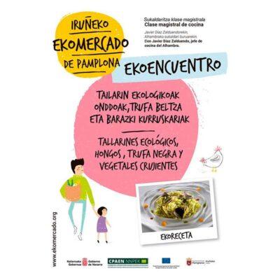El jueves se celebra el primer EKOencuentro